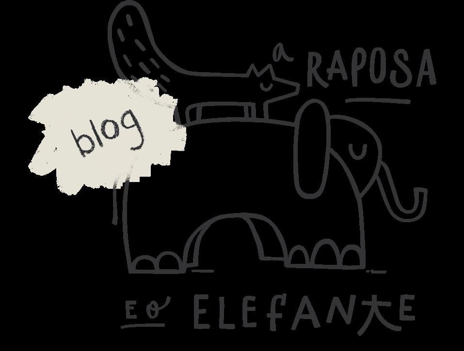 Blog A Raposa e o elefante